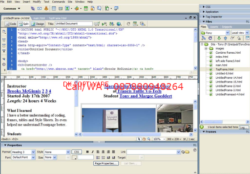 CD-DVD-SOFTWARE-DREAMWEAVER-8-8